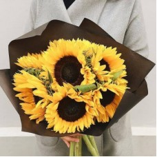 "Bouquet ""Stylish Sunflower"""
