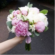 "Wedding bouquet ""Summer bouquet"""