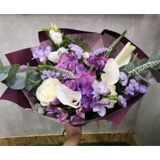 """Bouquet """"Lavender"""""""