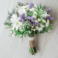 "Wedding bouquet ""Field"""