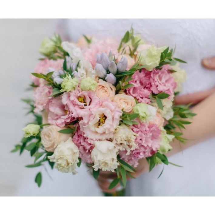 "Wedding bouquet ""Bonjour"""