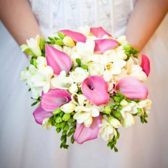 "Wedding bouquet ""Joy"""